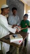 ছনুয়া মধুখালী সরকারি প্রাথমিক বিদ্যালয়ে বই বিতরণ উৎসব-২০১৮ পালিত