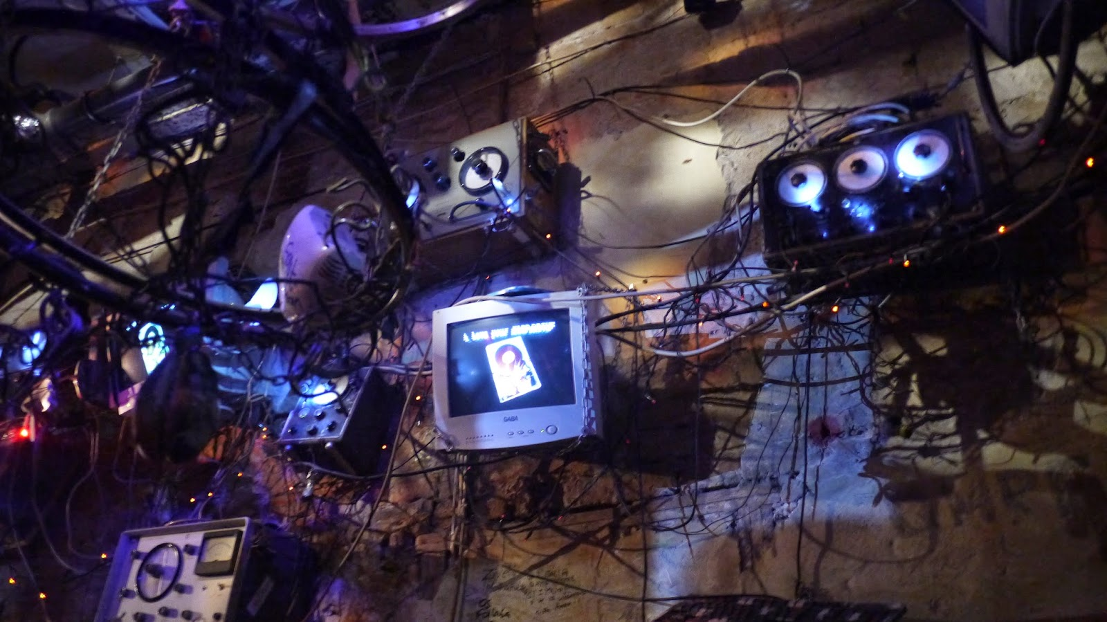 Szimpla Kert budapest ruin bar