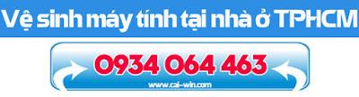 Cửa hàng cài đặt win 7, 8, 10 cho MÁY TÍNH BÀN quận 6 TP HCM