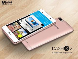 Анонси: BLU Dash X2 і M2 - металеві корпуси і Android 6.0 Marshmallow при ціні менш $ 90