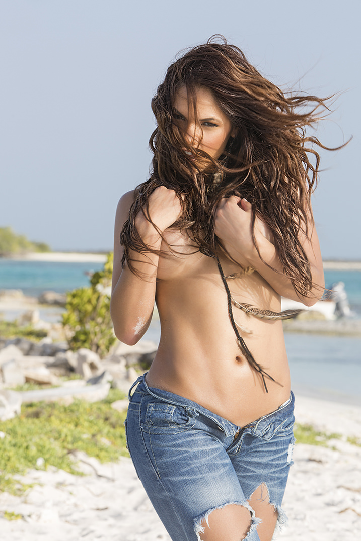 Raquel Maza, Una mujer sensual | Mujeres Bellas Colombia