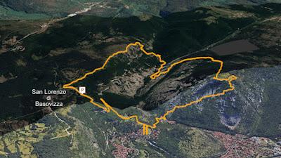 GPS Val Rosandra