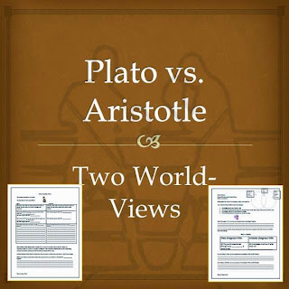 Plato vs. Aristotle: Two Worldviews