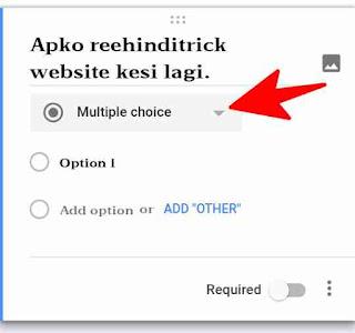 Google form kya hai or website ke liye form kaise banaye 5