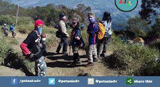 Info Lengkap Pendakian Gunung Sumbing via Garung Jalur Lama