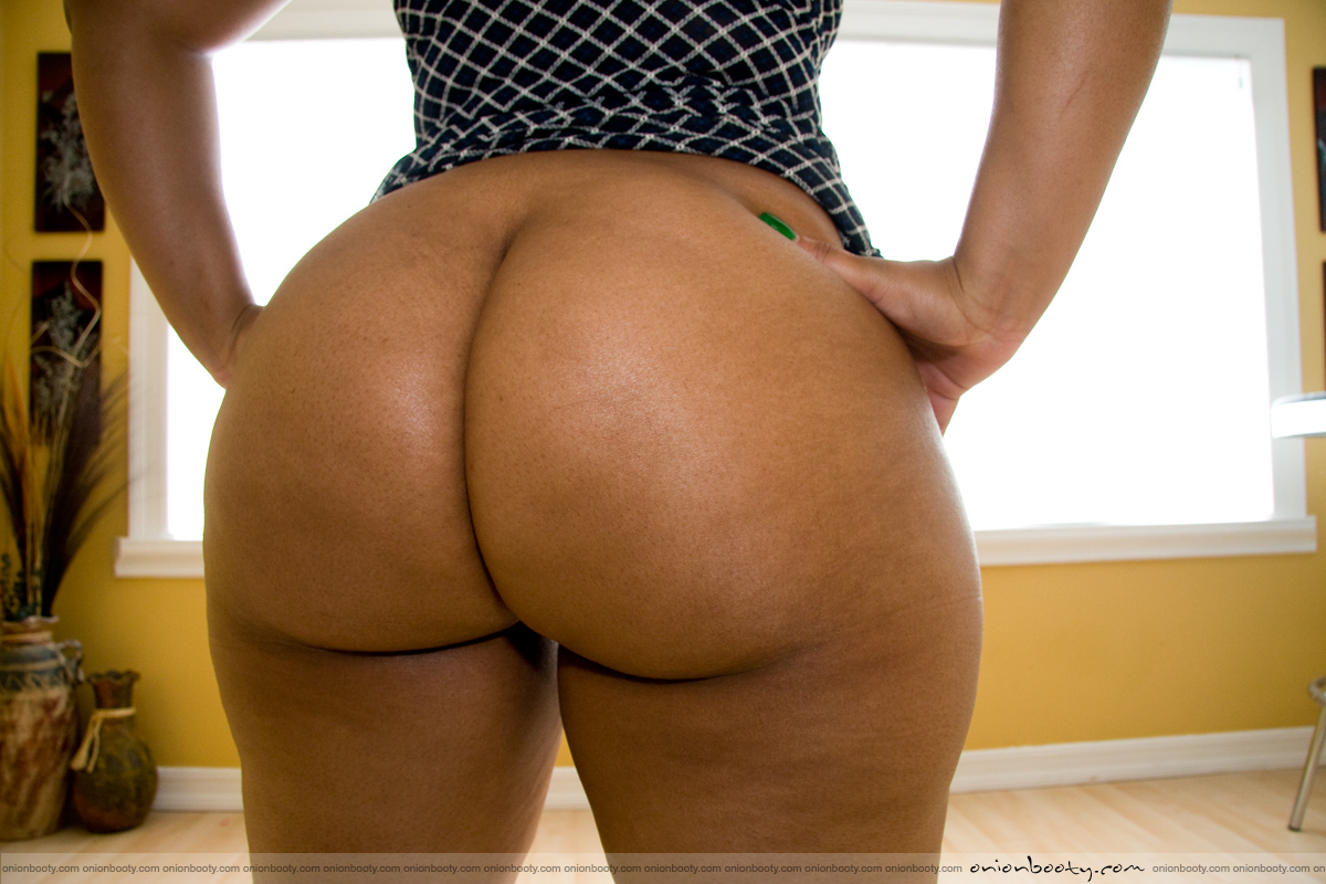 Butt bubble booty ebony opinion