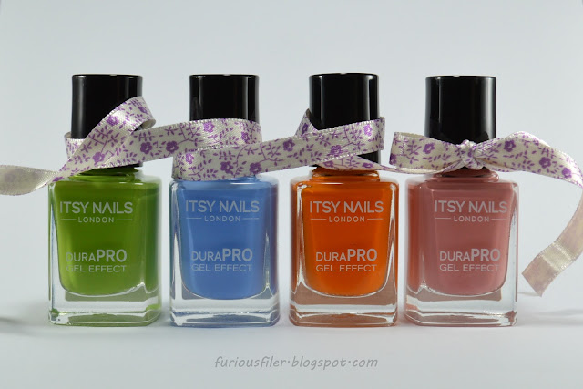 itsy nails london 5free cruelty free review furiousfiler