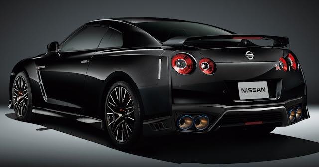 日産GT-R 2020年モデル リアデザイン
