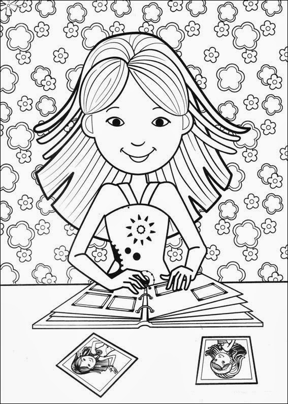 Fun Coloring Pages: Groovy Girls Coloring Pages