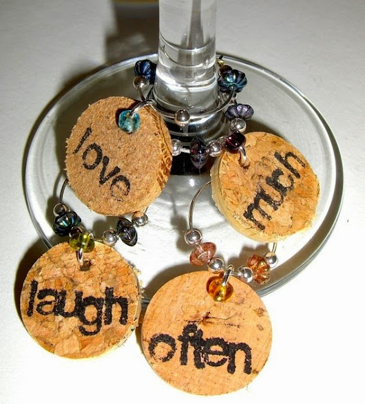 green wedding ideas & green events: 6 ways to reuse corks for your wedding reception
