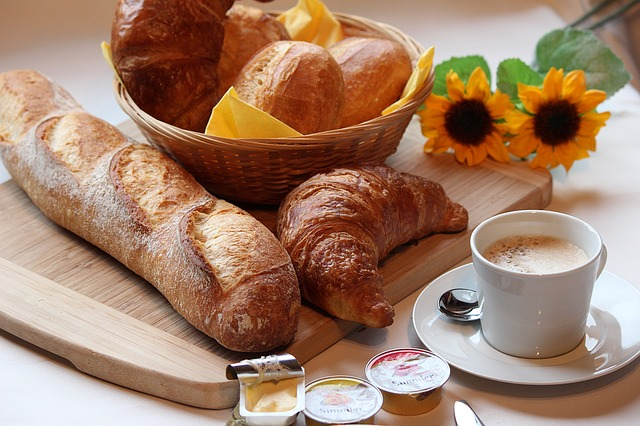 Le Petit Dejeuner Francais The French Breakfast French France
