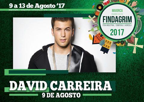 David Carreira cancelado