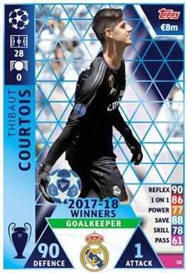 Ligue des Champions 18//19 Carte 137-Julian Weigl-Pass Master