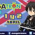 Mangatron 2017 - Expo Guadalajara - 1 y 2 de Abril