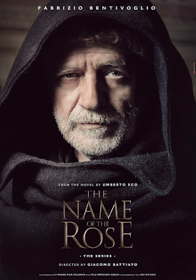 The Name Of The Rose 2019 Miniseries Poster 8