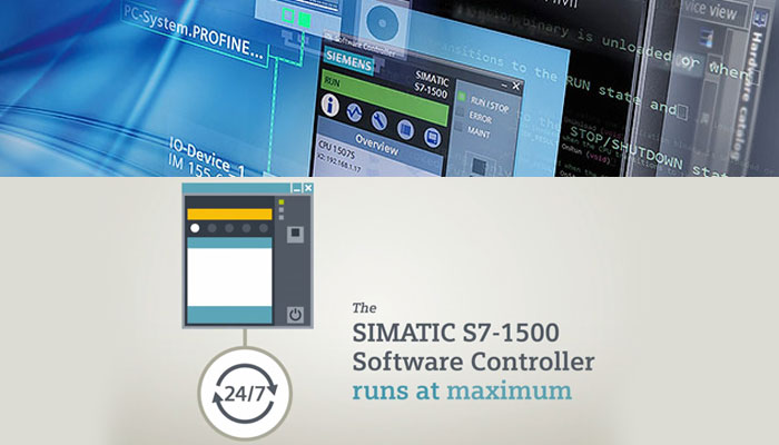 SIMATIC S7-1500 Software Advanced Controller