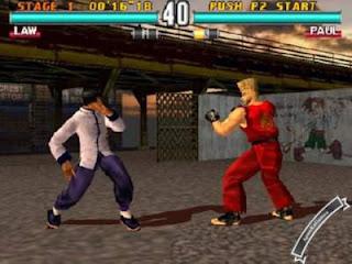 Tekken 3 game pc free download