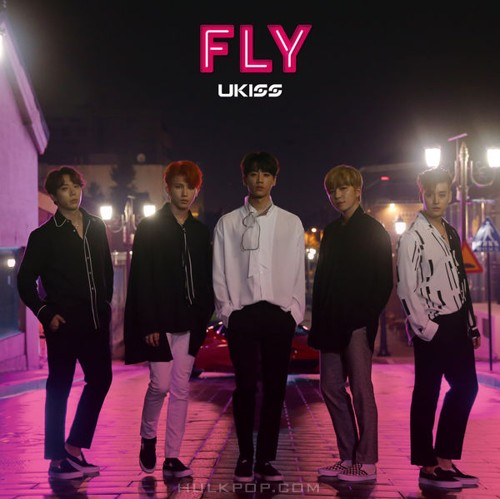U-KISS – FLY – Single (Japanese) (ITUNES PLUS AAC M4A)