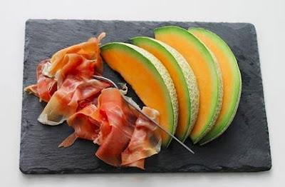 Melon menurunkan berat badan