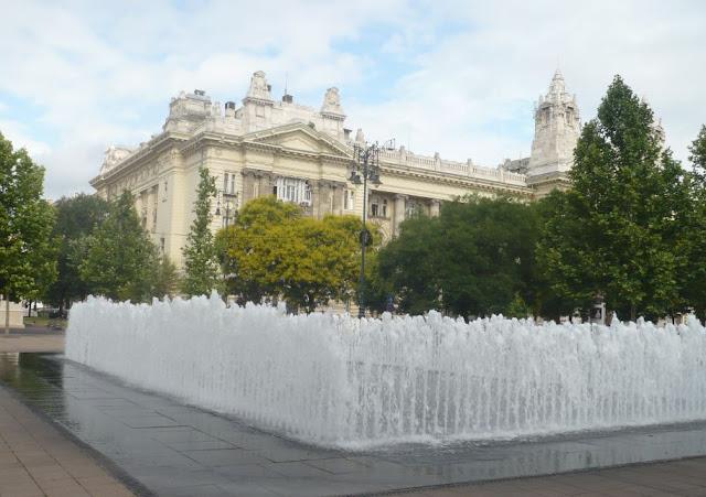 Szabadság tér Budapest