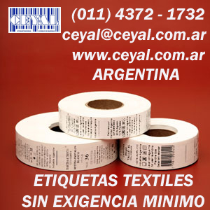 Codigo de barras cajas Argentina