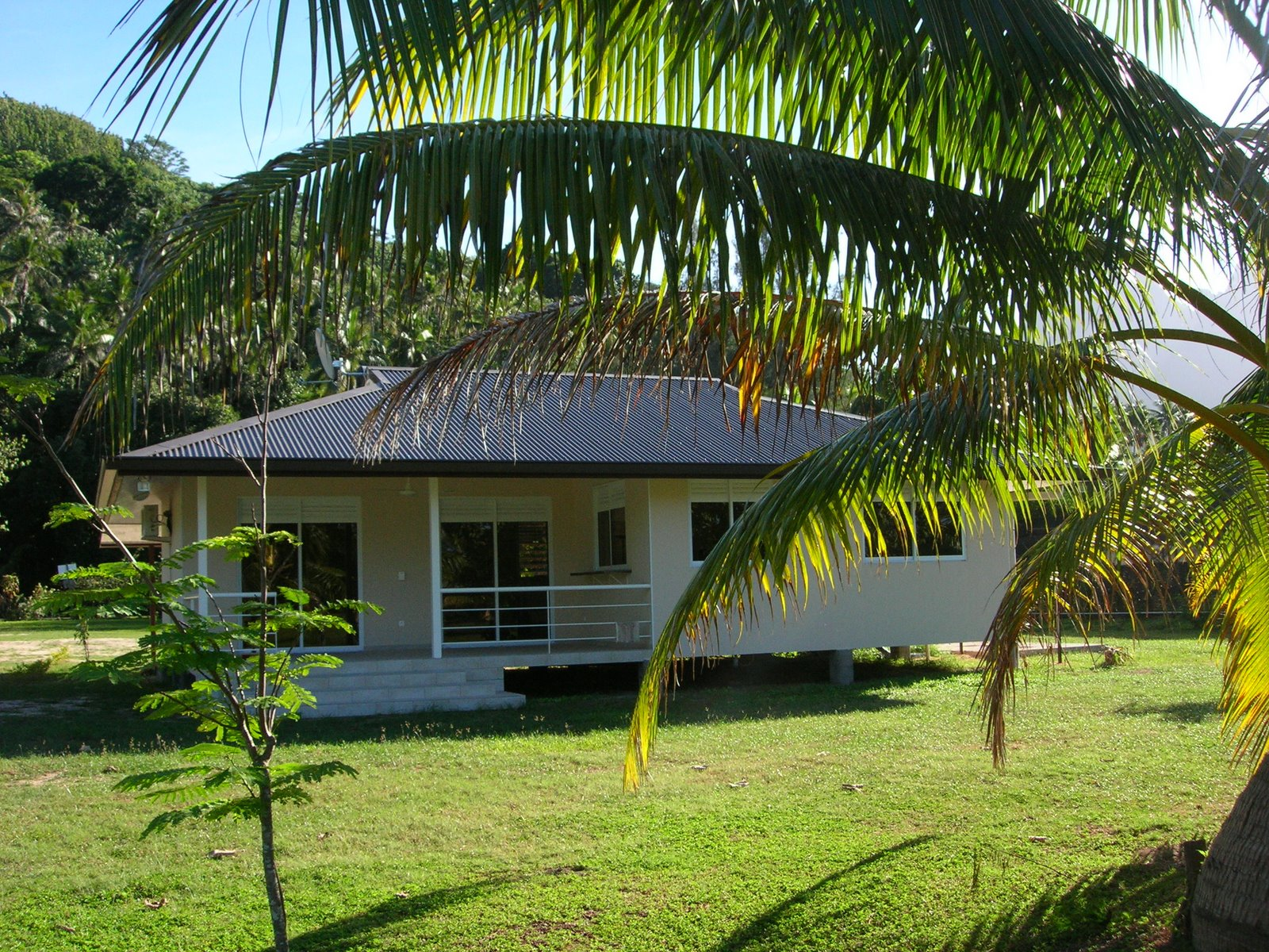 moorea tahiti maisons meublees direct proprietaire