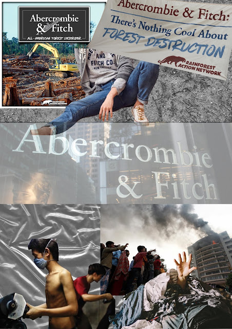 abercrombie and fitch ethical issues