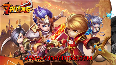 7 Paladin RPG 3D Fantasi Mod Apk for Android