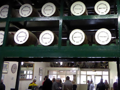 Our Ireland Adventure Day 13 - Our Trip to the Old Bushmill's Distillery