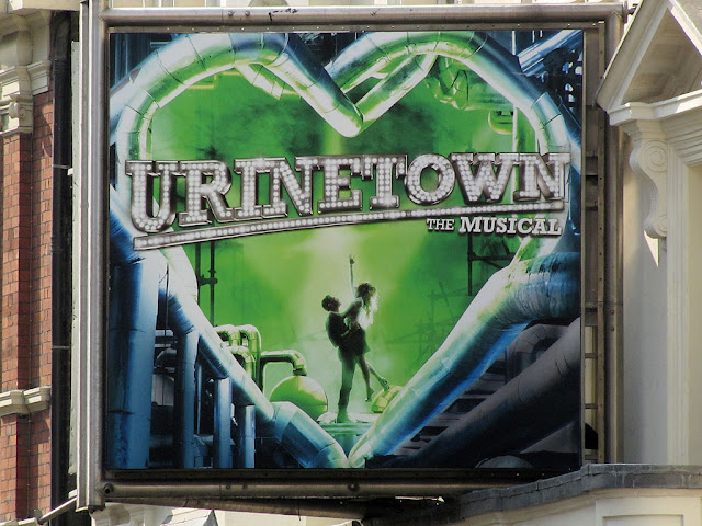 Urinetown, Apollo Theatre, Shaftesbury Avenue, London