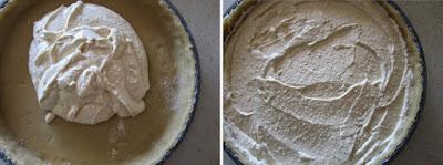 Tarta de lima, frangipán y merengue (Siempredulces) - Elaboración Paso 6