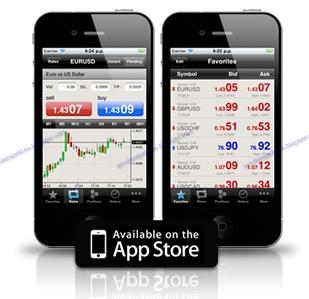 Cara Install metatrader 4 di Iphone dan Ipad