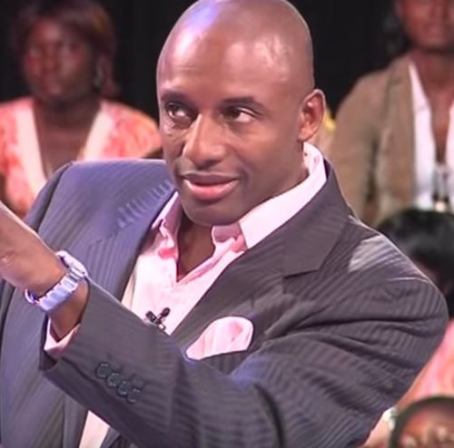 Football Legend, John Fashanu Arrested & Taken To Hell-Hole Jail In Nigeria
