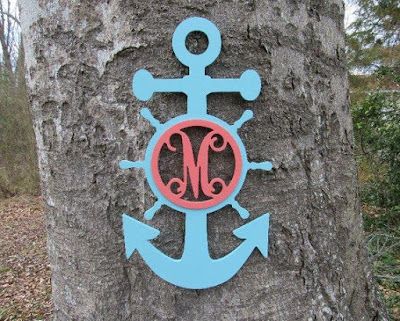 Nautical Door Hanger