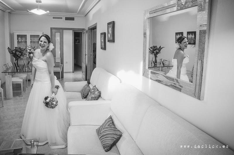 vestido de novia de Pepe Botella