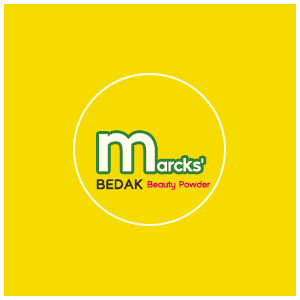 Bedak Marcks' Creme (Beauty Powder)