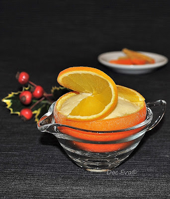 Apfelsineneis