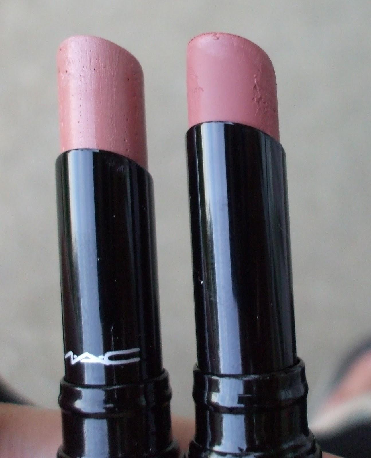 Makeup Chic: MAC Mattene Lipstick Vs. Sephora Matte
