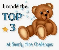 In de top 3 bij Bearly Mine