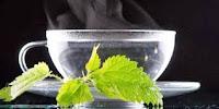 air hangat mengobati batuk berdahak secara alami