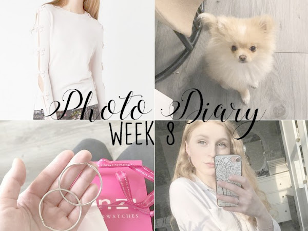 Photo Diary Week 8