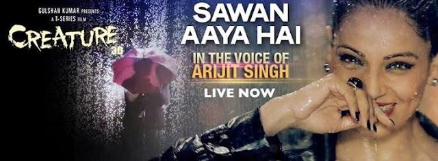 Sawan Aaya Hai Creature 3D 2014 Video Song 720p Arijit Singh