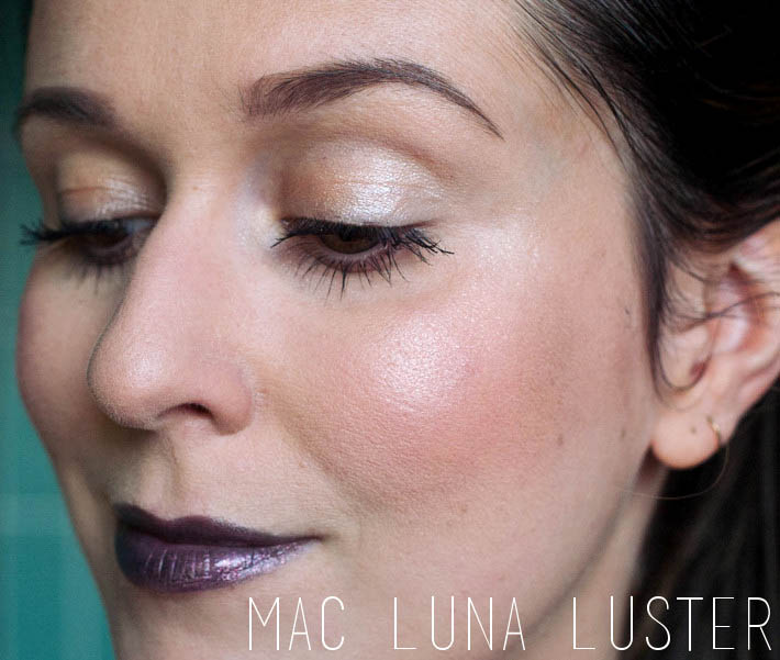 Beauty: MAC x Star Trek collection review; Luna Luster