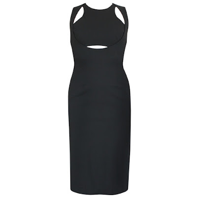 Details about  CUSHNIE ET OCHS $1,295 sexy cut-out RST15 Oscar jersey pencil dress 4-us NEW