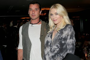 Gwen Stefani and Gavin Rossdale are waiting for the boy
