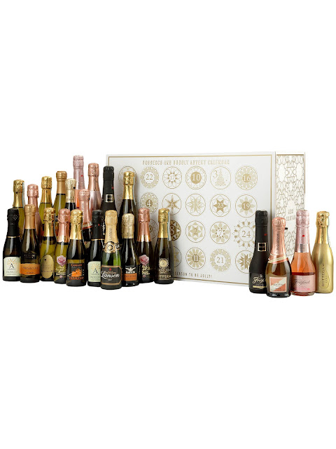 prosecco and fizz advent calendar