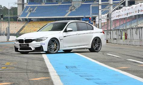 2016 BMW M4 by G-Power Review
