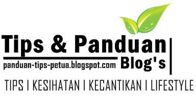 Tips & Panduan Blog's
