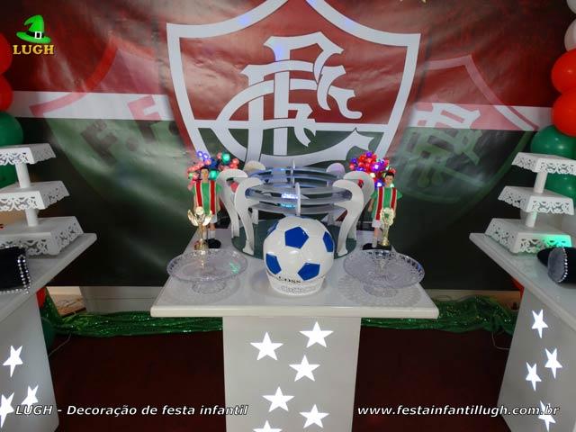 Fluminense - Festa de aniversário infantil