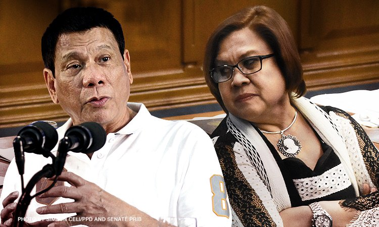 Duterte, De Lima make it to TIME 100 List for 2017